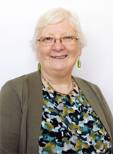 Mair Stephens - Chair of the Federations of Wales Committee