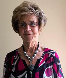 Ann Davies, Glamorgan Federation Chairman