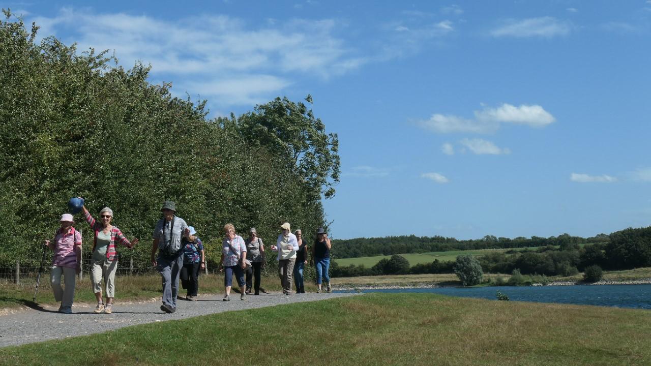 Near Pitsford Reservoir
