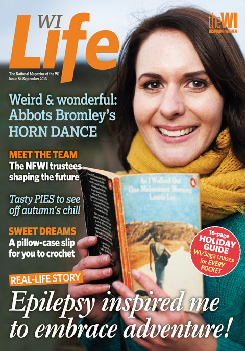 WI Life September 2013 Cover