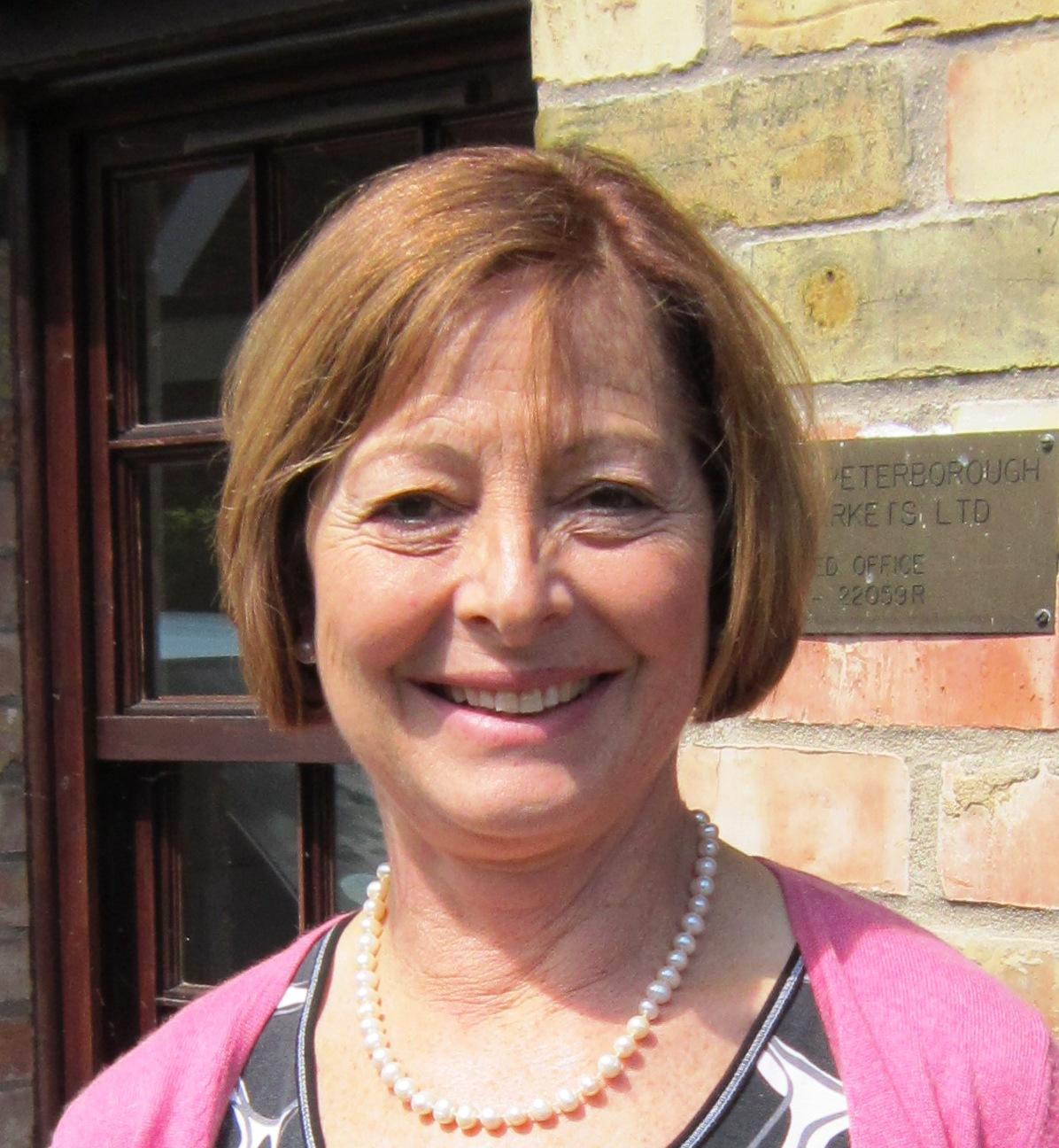 Karen Prestage, new vice Chairman