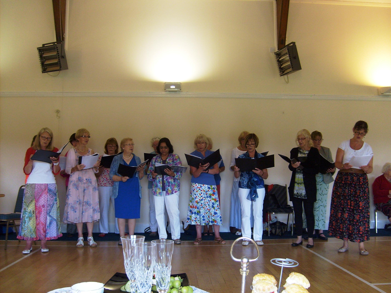 Riptons Choir