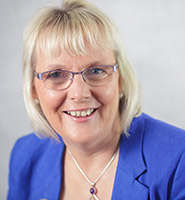 Ann Jones - NFWI Vice-Chair and Chair of Public Affairs Committee