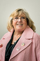 Yvonne Price - Chair of Membership Development Committee