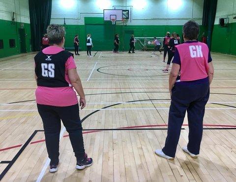 Llantwit Fardre Walking Netball Club