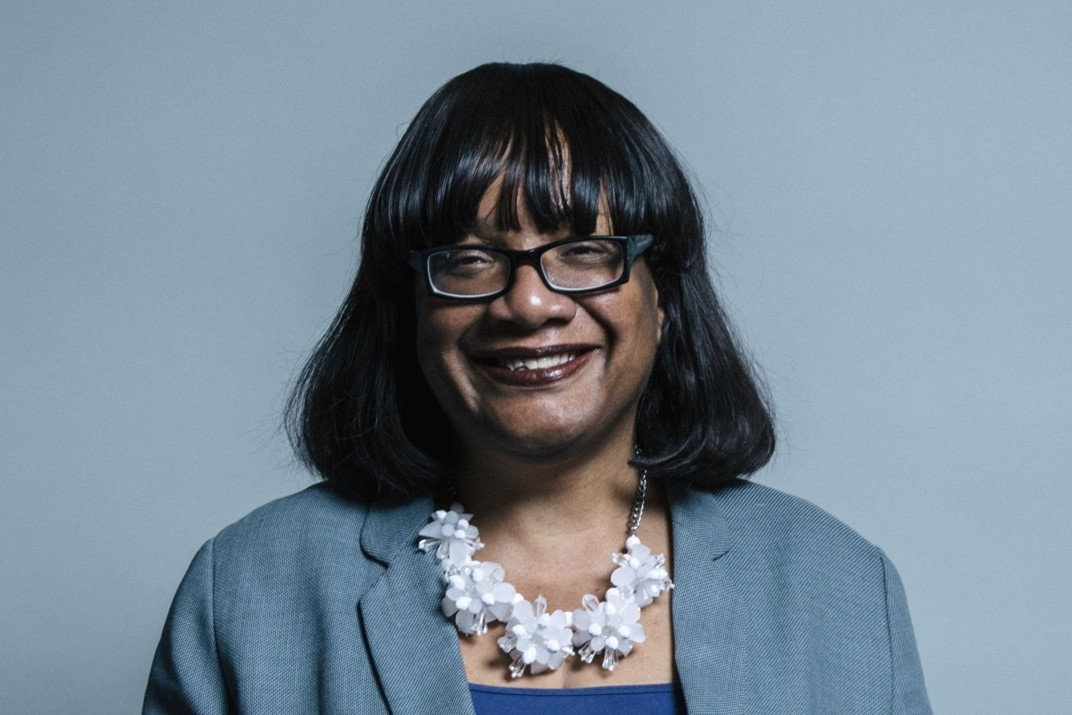 Member of Parliament Diane Abbott