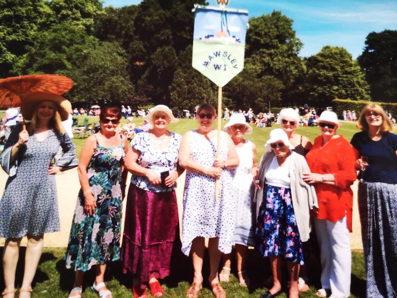 Althorp Centenary Celebrations