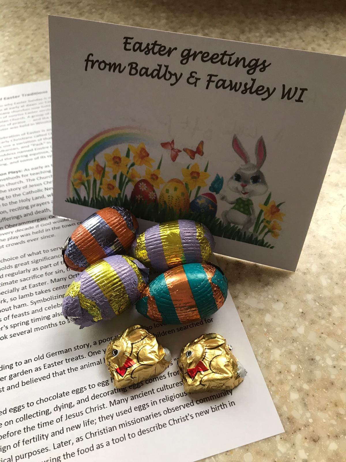 21.04 Easter Surprise