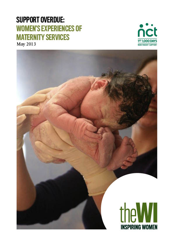 NAO report paints disappointing picture of maternity services