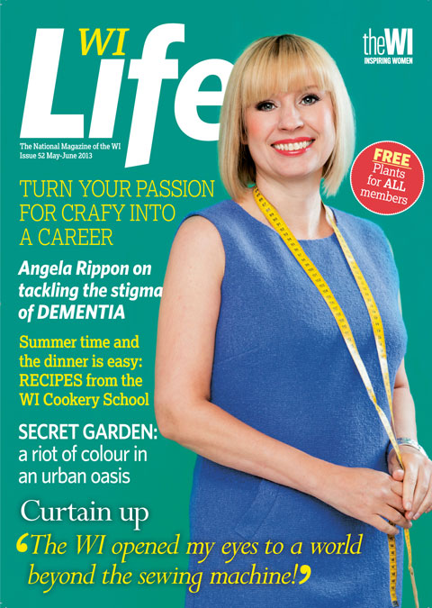 WI Life May & June 2013 Cover
