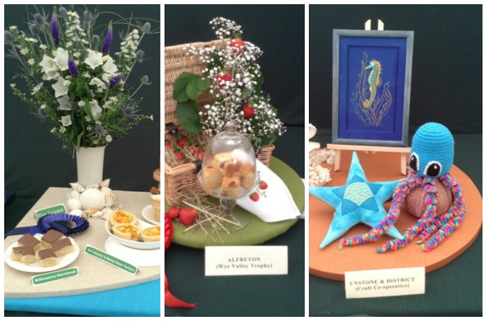 Collage of Show Entries 2015