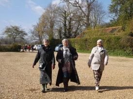 Women Walk the World