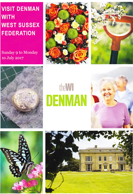 Ad for Denman Taster 2017