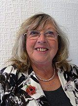 Yvonne Price - NFWI Trustee