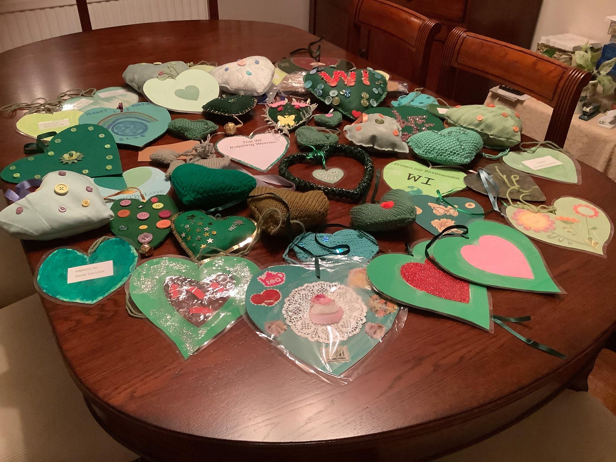 Green heart s
