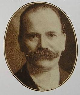 John Nugent Harris
