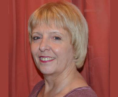 Susan Wilson - NFWI Trustee