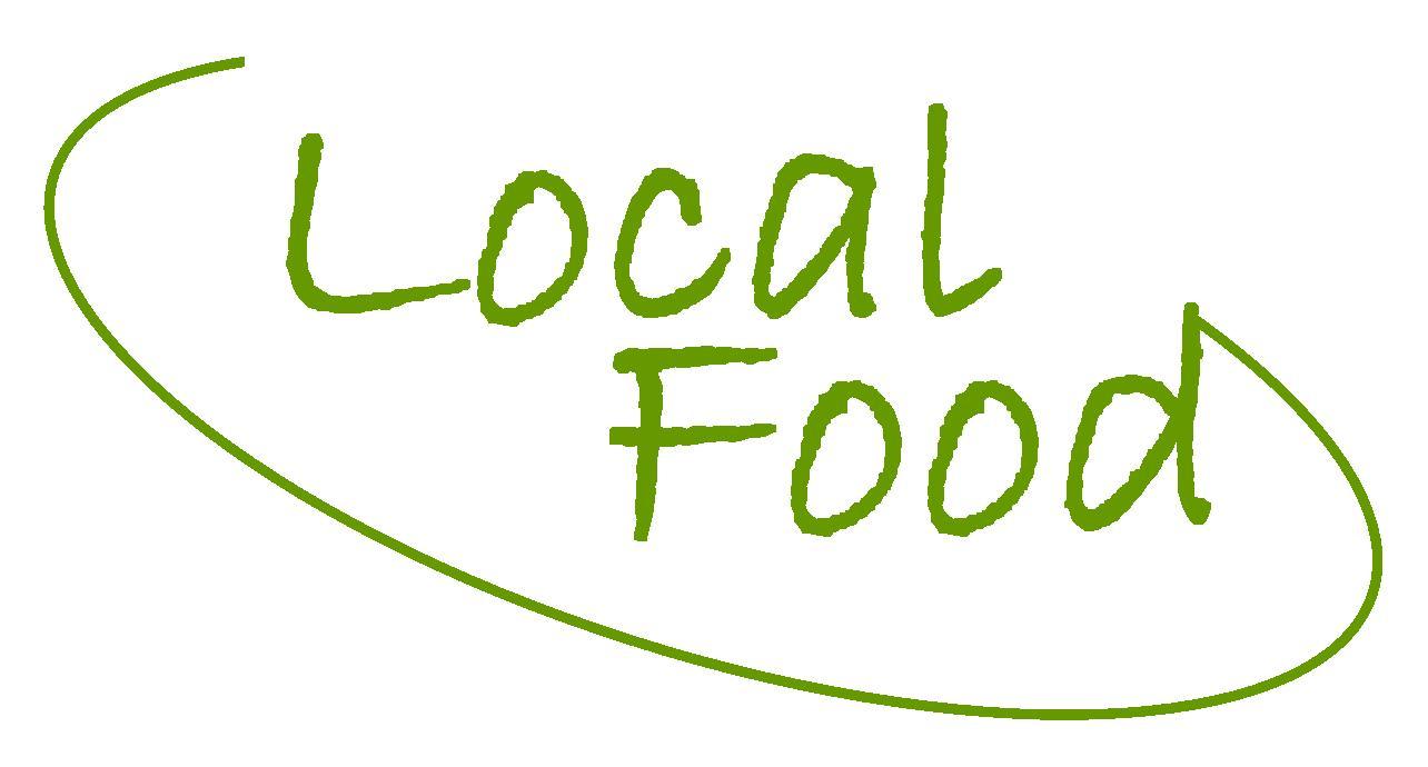 Local food logo