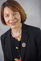 Hilary Haworth - Chair of the Membership Development Committee