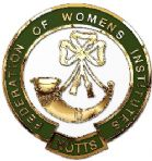 Nottinghamshire Federation badge