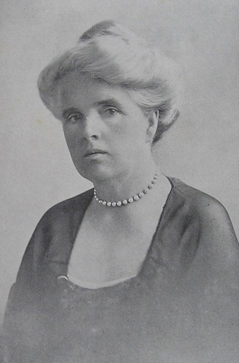 The WIs Madge Watt