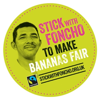 Stick with Foncho logo
