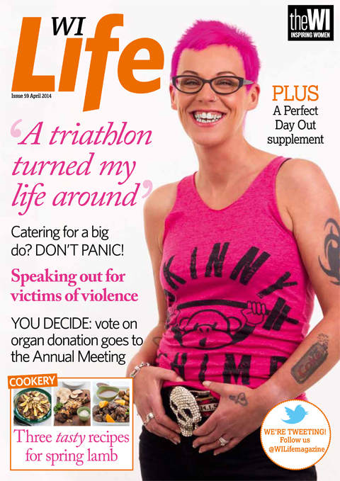 WI Life cover April 2014