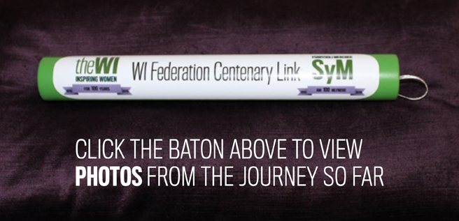 The WI Federation Link Baton
