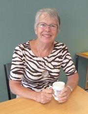 Federation Chairman, Shirley Thornton