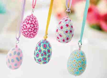 Clay eggs 3
