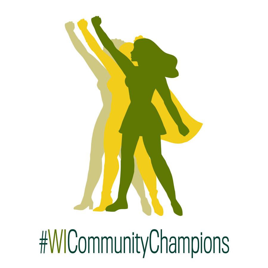 WI Community Champions Logo