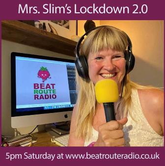 Mrs Slinn's lockdown radio