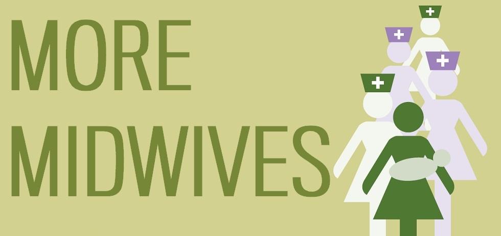 More Midwives Logo
