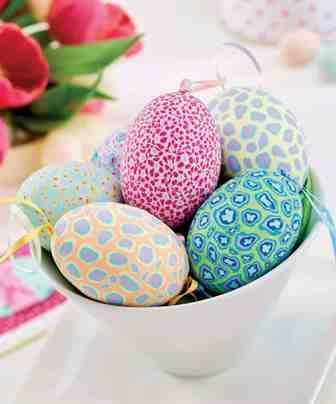 Clay Eggs