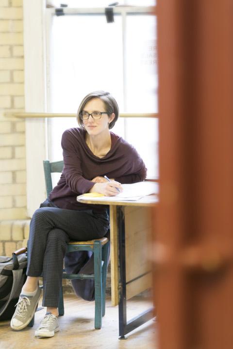 Tamara Harvey, Artistic Director, Theatr Clwyd
