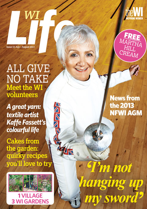 WI Life July & August 2013 Cover
