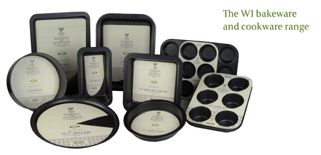 The WI bakeware and cookware range