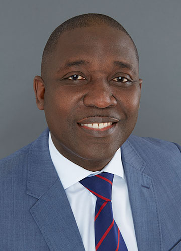 Edward Adomako - Head of Finance