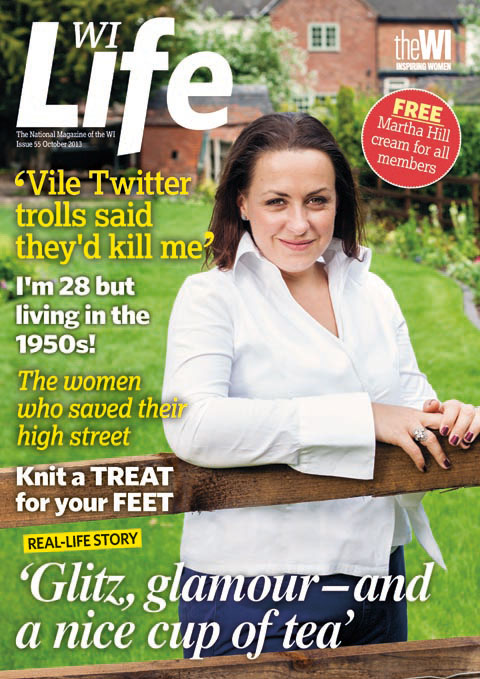 WI Life October 2013 Cover