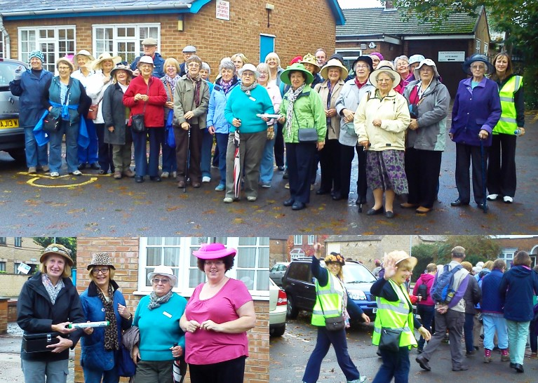 Baton Walk at Werrington