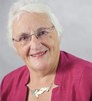 Patricia Tulip - NFWI Vice-Chair and Chair of the Denman Committee