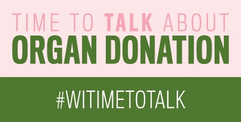 Time to Talk about Organ Donation