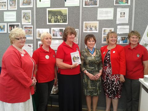 Launch of Sir Gar/Carmarthenshire Federation receipe book