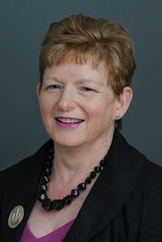 Catriona Adams - Chair of the Science and Leisure Committee