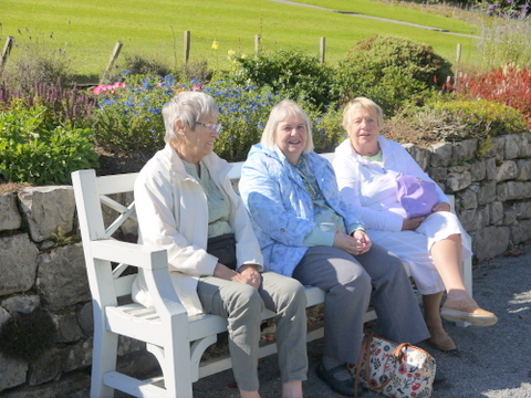 Ladies in Anglesey