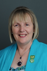 Ann Jones - NFWI Vice-Chair and Chair of Federations of Wales Committee