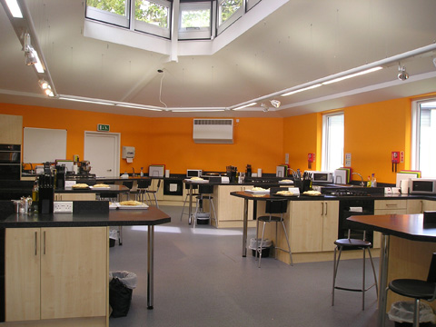 The WI Cookery School opened at Denman College.