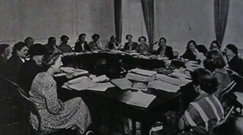 NFWI Executive committee meeting