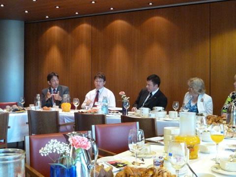 Strasbourg Roundtable