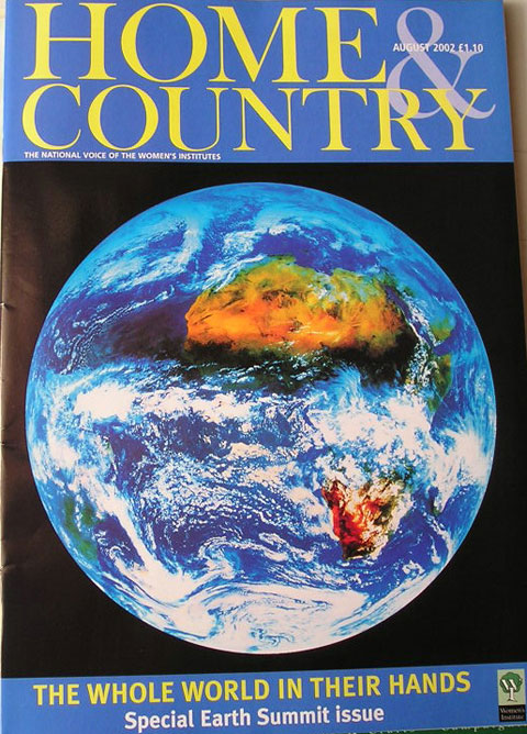 The final issue of Home and Country magazine